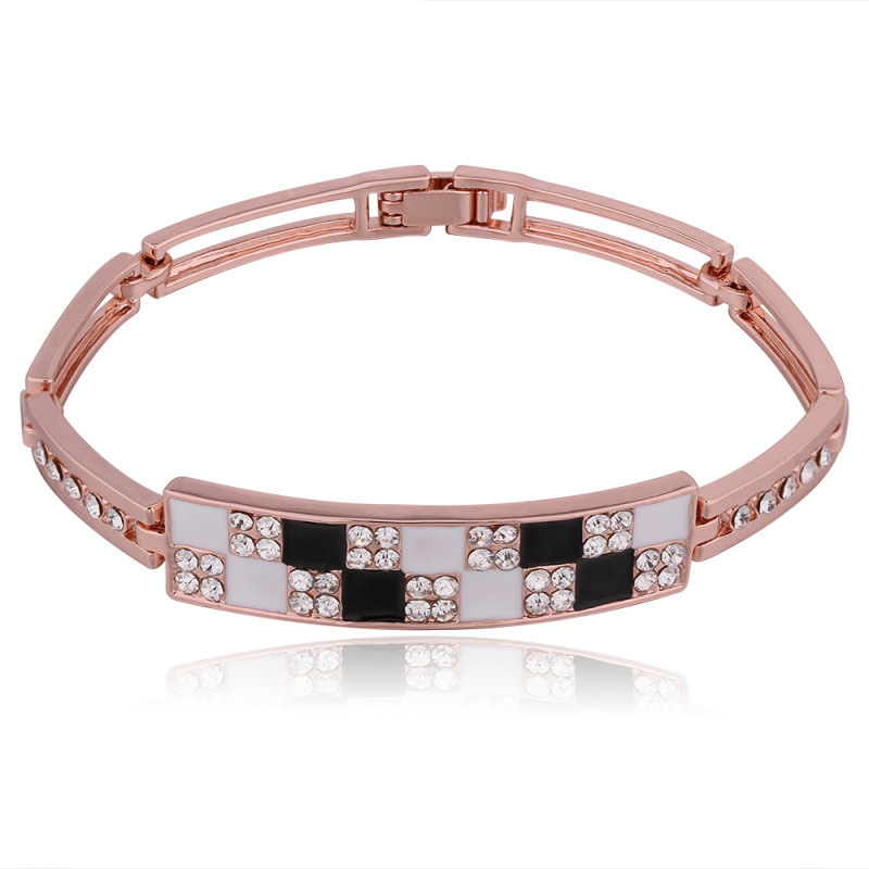 New Fashion Jewelry Gold Plated Bracelets for Girls