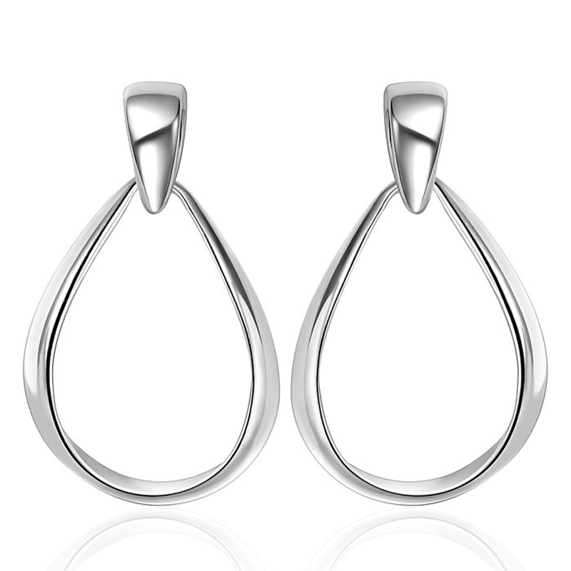 925-sterling-silver Fashion Jewelry Tatu Earrings for Girls