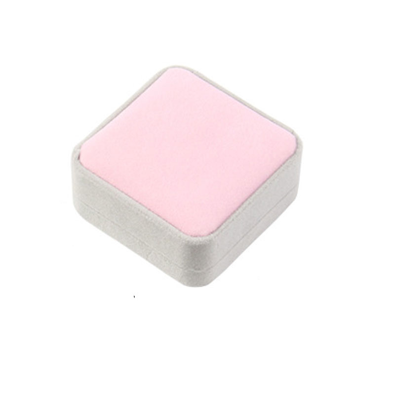 PinkJewelry Sets Display Box Packaging Gift Box For Bracelet