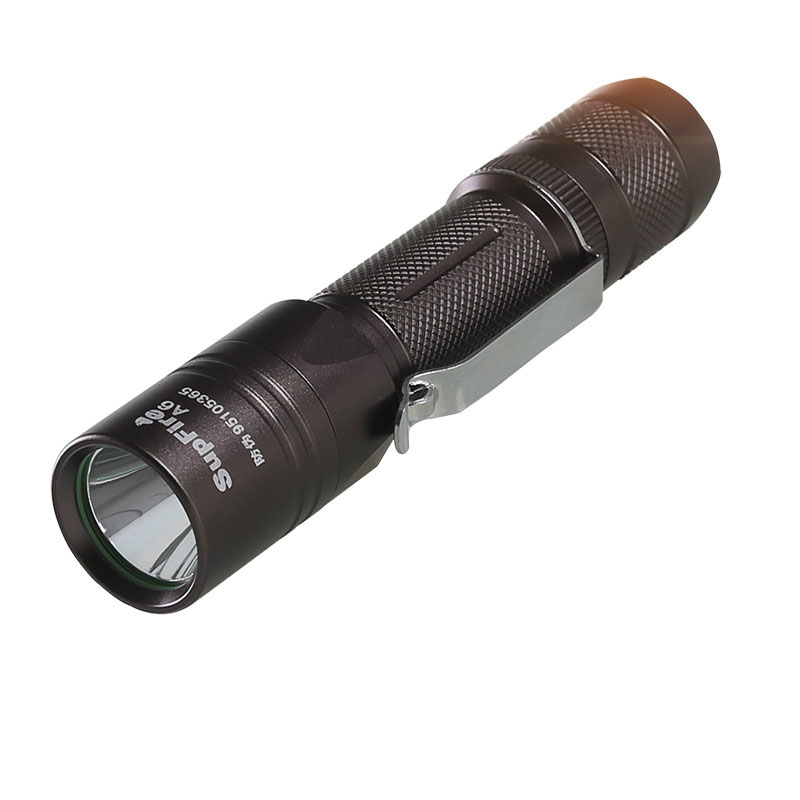 CREE A6-T6 3000 Lumens cree led Torch Zoomable cree LED 5 modes Flashlight Torch light For 3xAAA or 1x18650 Free shipping