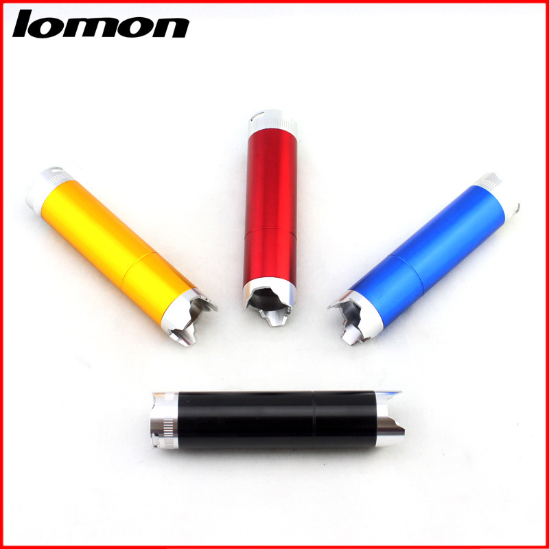 Lomon Portable Lighting LED Flashlight SD59 for Everyday Carry/On Foot/Camping