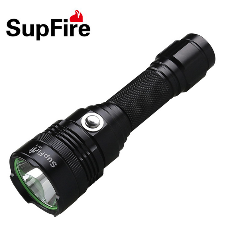 Supfire CREE XPE LED led flashlight 300lumen waterproof flashlight 5 modes Zoomable LED Torch penlight lanterna tatica M2-Z st