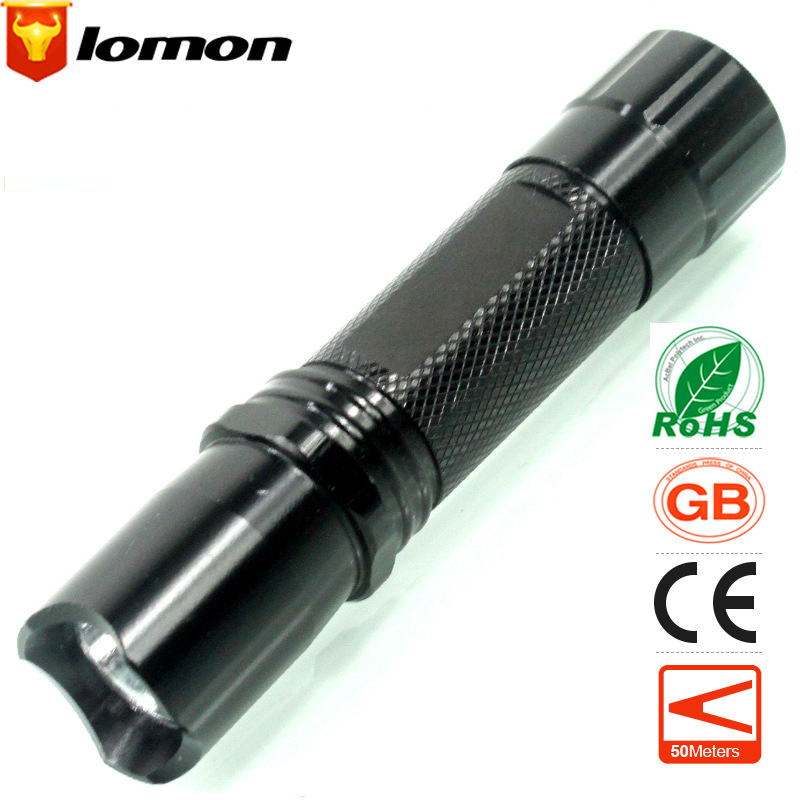 Lomon Portable Lighting LED Flashlight SD67 for Everyday Carry/On Foot