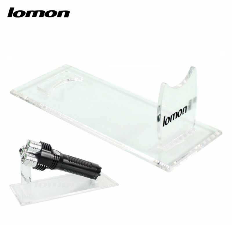 Lomon Plexiglass Acrylic Flashlight Bracket P37