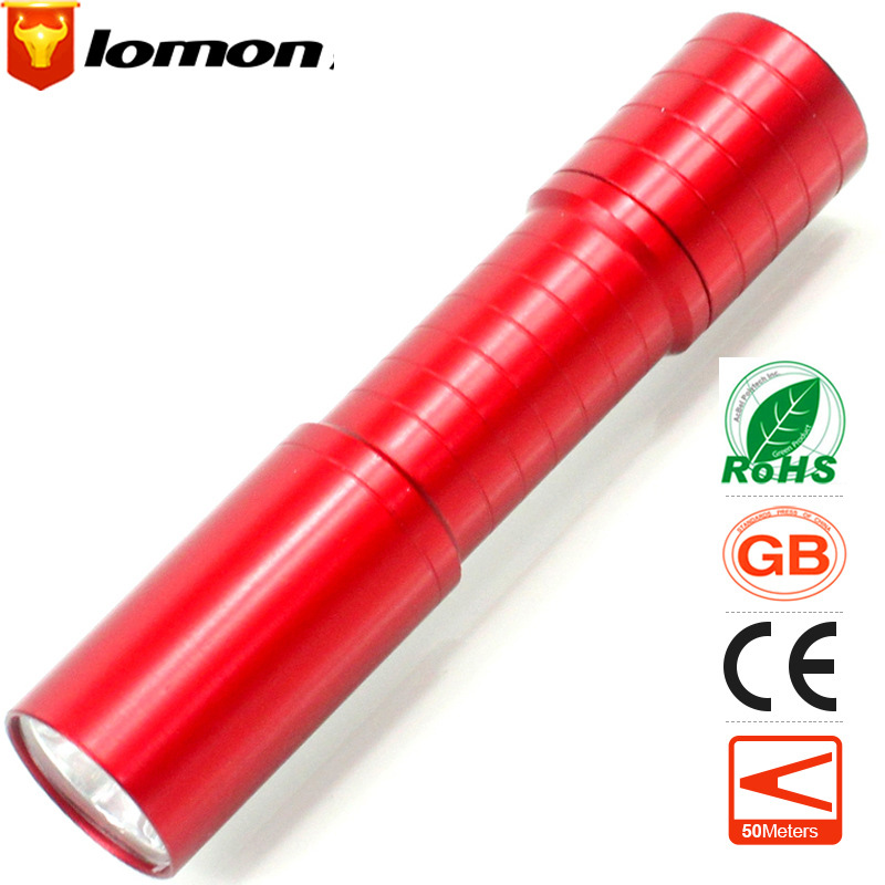Lomon Mini Flashlight Rechargeable LED Flashlight SD68