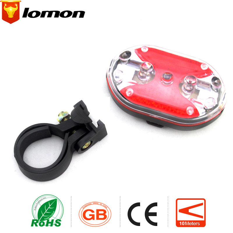 Lomon Bicycle Safety Warning Light Bicycle Light Q2003