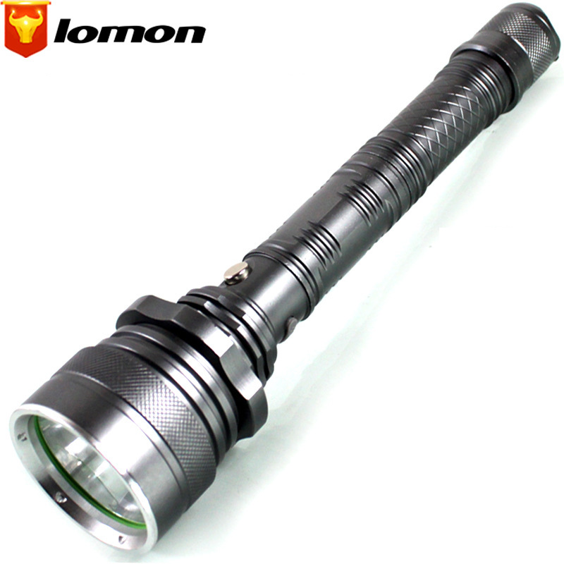 Lomon Explosion Proof Flashlight Self-defense Flashlight Rechargeable Flashlight SK65