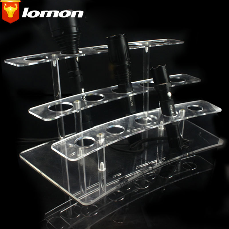 Lomon Acrylic Flashlight Display Stand T0074