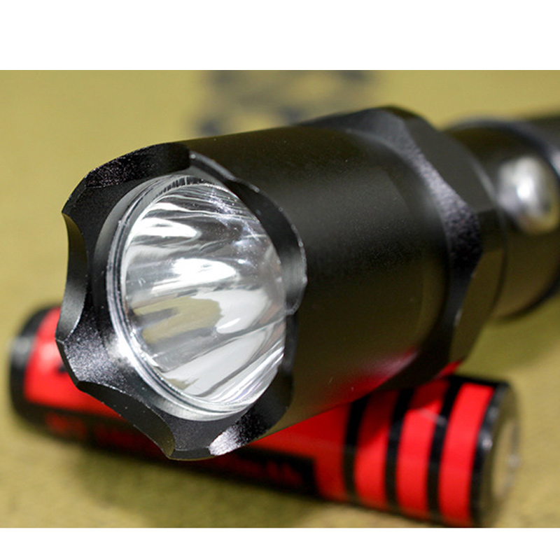 Lomon LED Mini Gift Flashlight Charging Waterproof Flashlight SK1