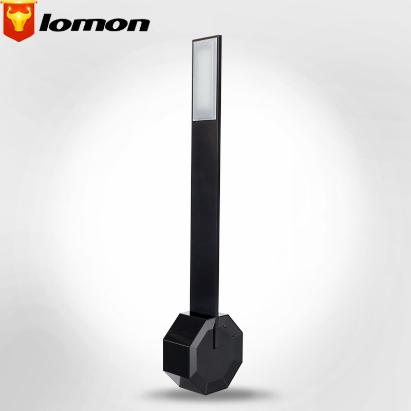 Lomon USB Charged Touch Sensor Study Table Desk Lamp Night Light Q7005