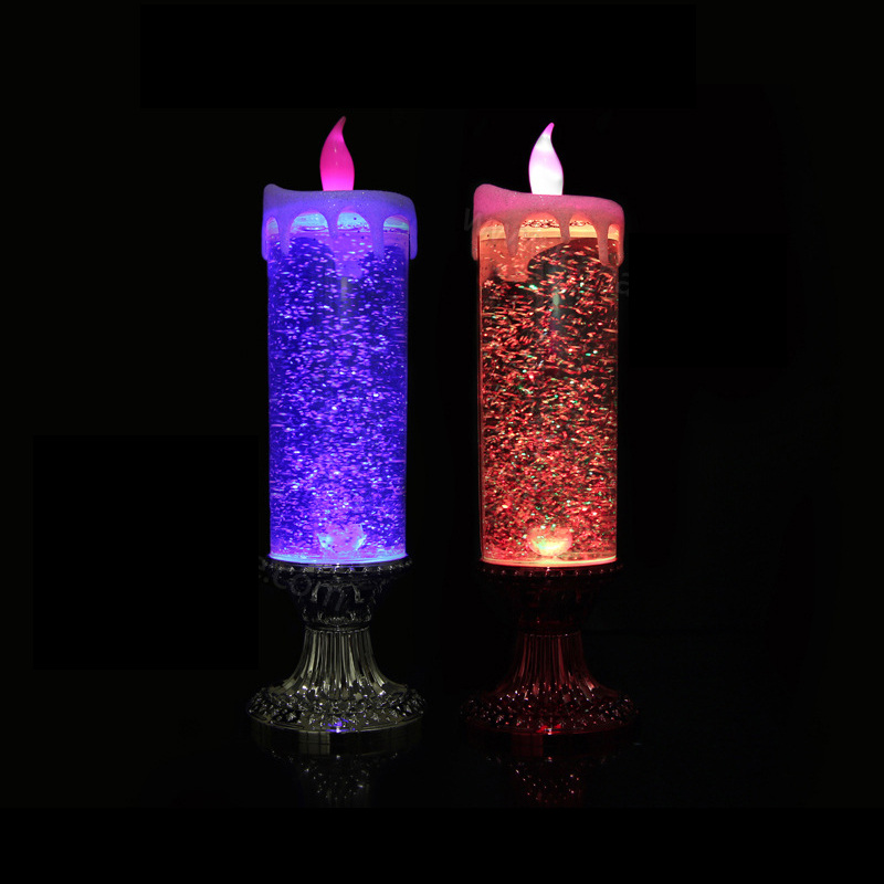 Creative USB Candle Nightlight LED Electronic Nightlight