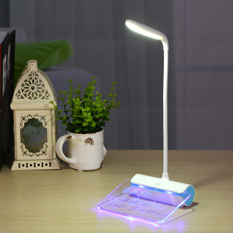 Fashion Charging Desk Lamp LED Electronic Nightlight TD001