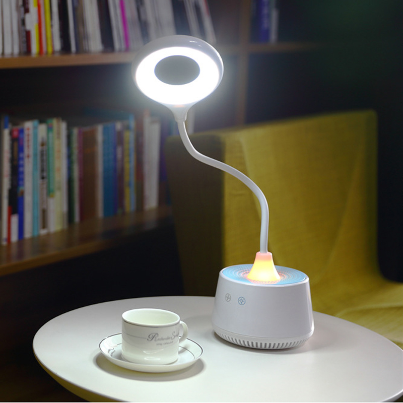 Simple Style Table Lamp LED Nightlight For Home Bedroom