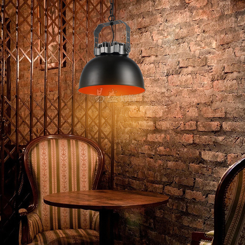 Retro Style Pendant Lamp Household Creative Lighting Chandelier YS-D0021