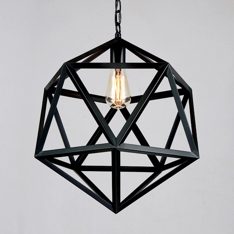 Geometric Design Pendant Lighting Individual Chandelier YS-D0024