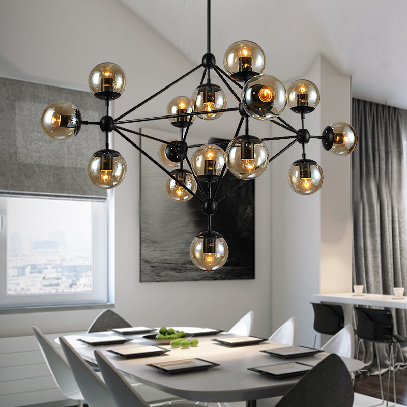 Fashion Living Room Pendant Lighting Modern Simple Chandelier YS-D0045
