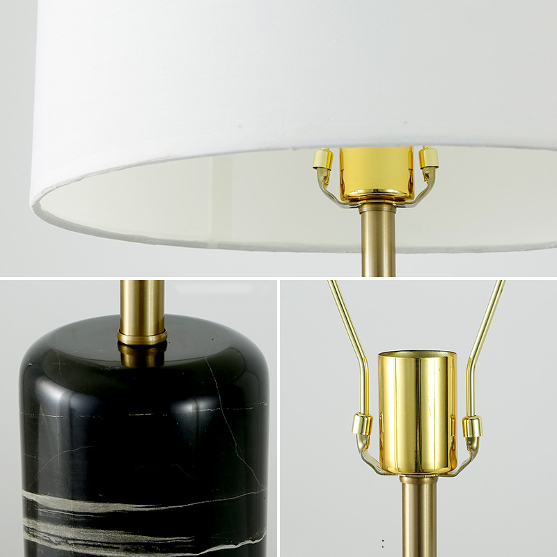 New Arrival Bedlamp Desk Lamp Simple Living Room Table Lamp YS-T0009