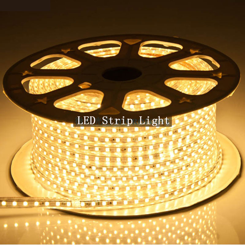 LED Strip Light 3528 SMD LED Flexible Light IP68 Waterpoof