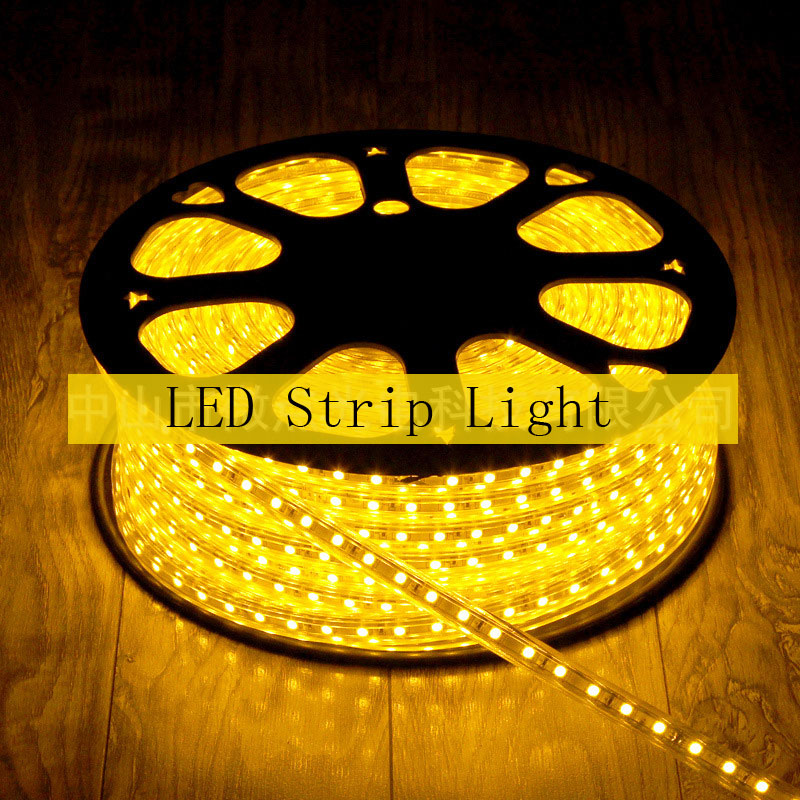 LED Strip Light 2835 SMD LED Flexible Light IP67 Waterpoof 120LED/M