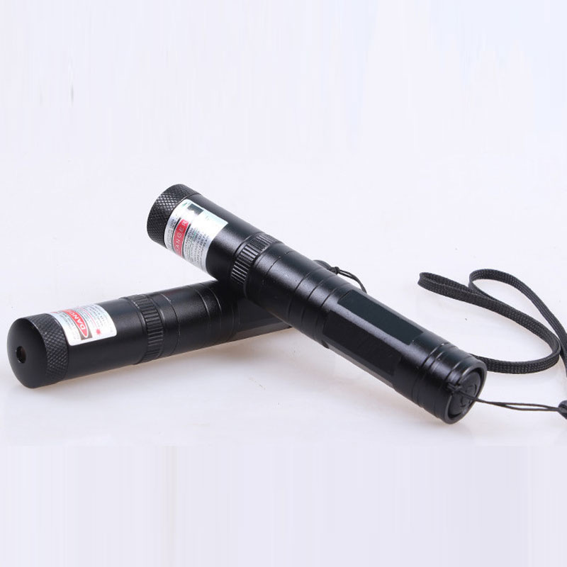 High Powered Burning Green Laser Pointer 532nm 200mW Laser Pen