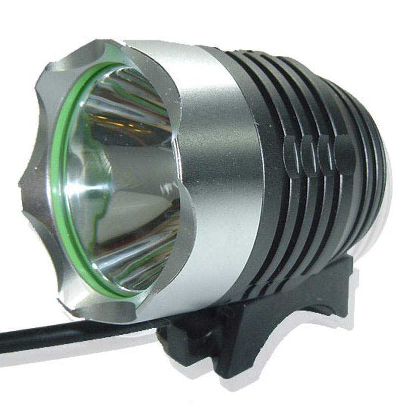 T6 Bright Light Front Light Rechargeable Bike Light