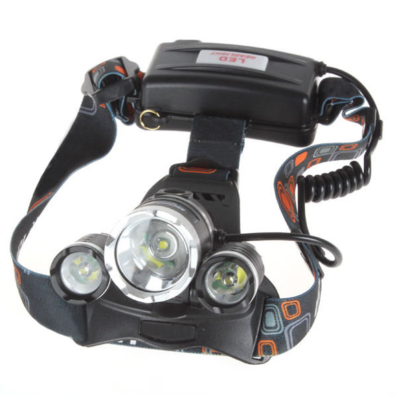 Waterproof LED Headlamp for Camping On Foot