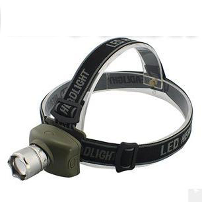 Waterproof LED Headlamp for Camping Riding On Foot