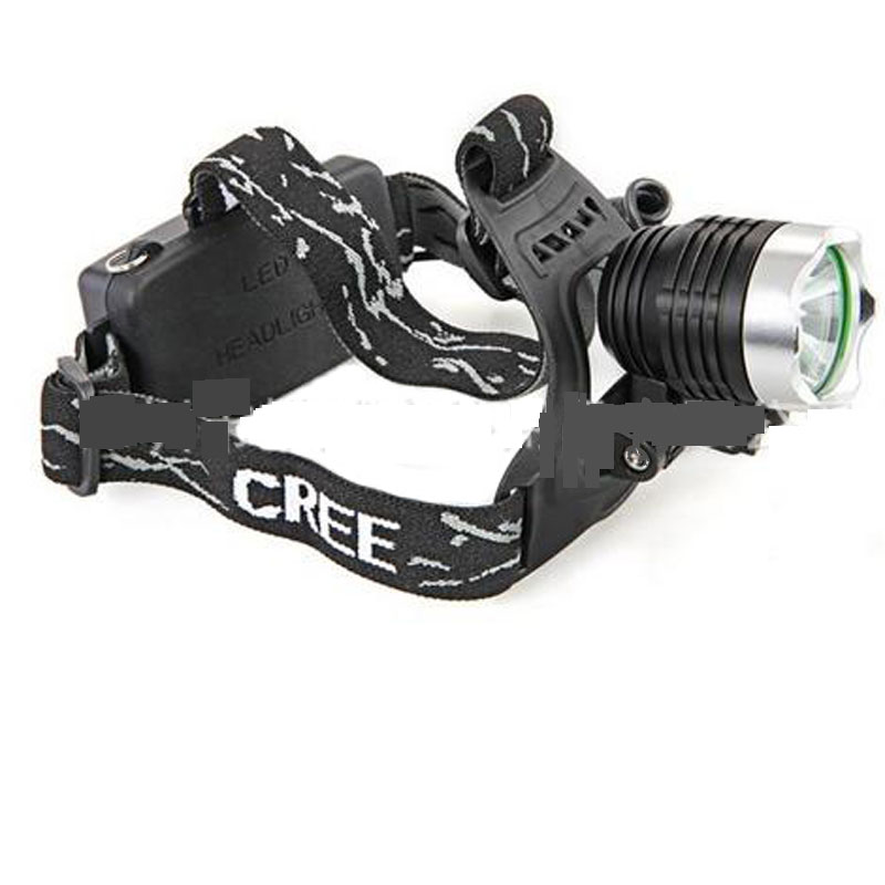 LED Headlamp Waterproof for Camping Riding On Foot K11-T6