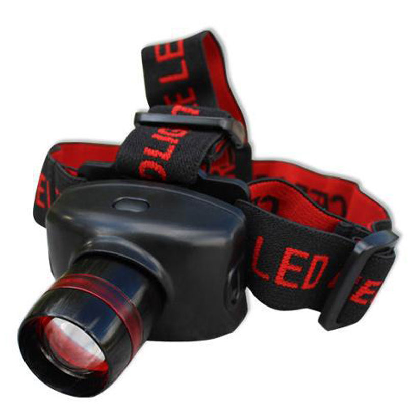 LED Headlamp Waterproof for Camping Riding On Foot