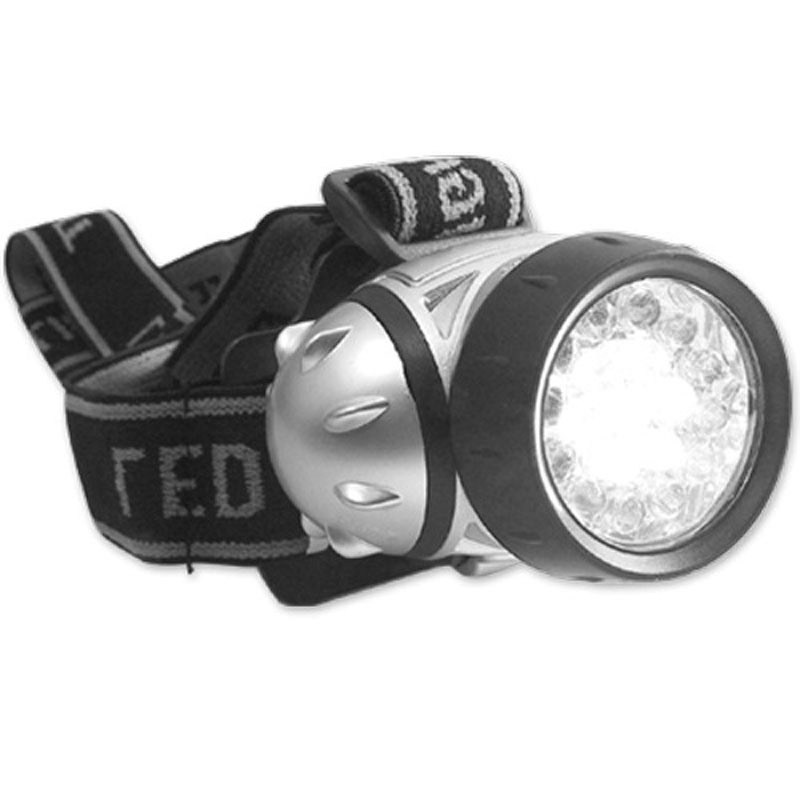 Waterproof LED Headlamp for Camping Riding On Foot 19LED