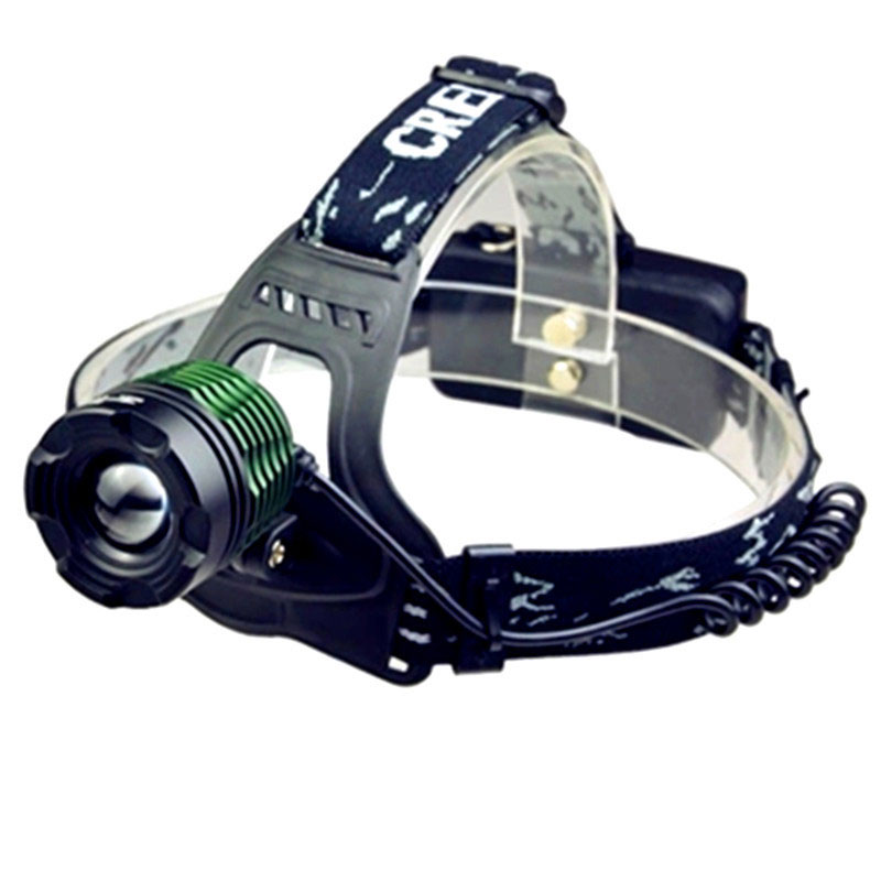 Camping Riding On Foot Waterproof LED Headlamp YM-T06