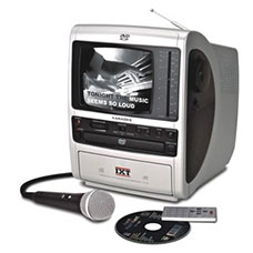 Portable Radio & TV