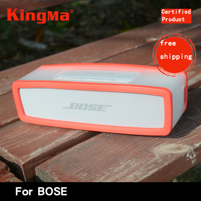 Easy-Carrying Portable Soft Silicone Protective Case Cover For Bose SoundLink Mini 1/ Mini 2 Bluetooth Speaker