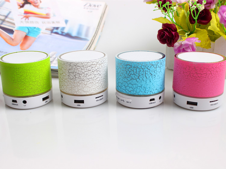 Sinko LED MINI Bluetooth Portable Speaker Wireless Stereo Subwoofer