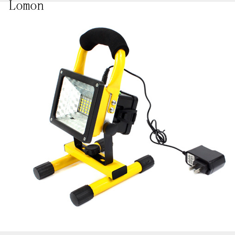 Lomon Outdoor Camping Light Lamp Floodlight Rechargeable Portable Lights Q1012