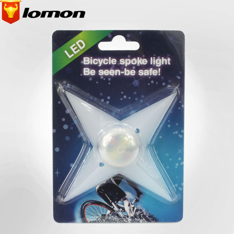 Lomon Cycling Wheel Spokes Lamp/Mountain Bike Spokes Light Q2031