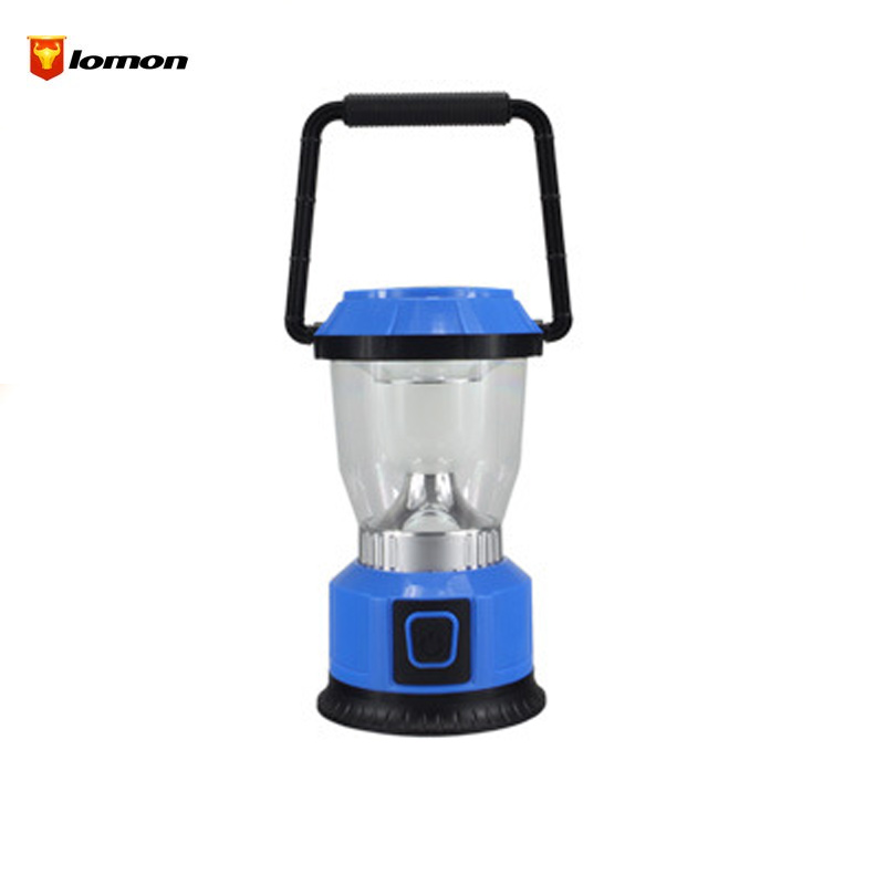 Lomon Outdoor Camping Light Solar Lamp Lighting Rechargeable Portable Lights Q1018-2