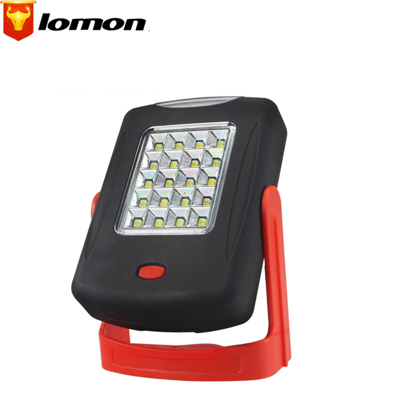 Lomon Outdoor Camping Light Lamp Floodlight Rechargeable Camping Lantern Q1026