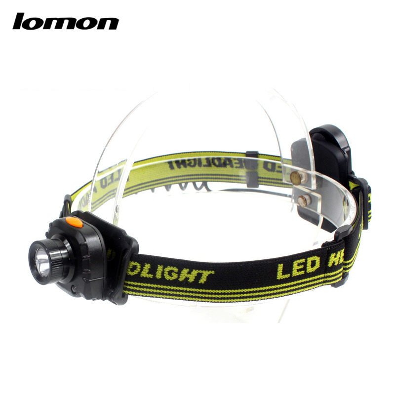 Lomon Outdoor Emergency Induction Headlights Plastic Lighting Headlights Q3007