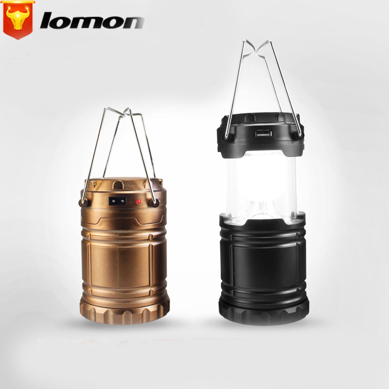 Lomon Outdoor Lantern Camping Lights Portable Emergency Lights Q1017