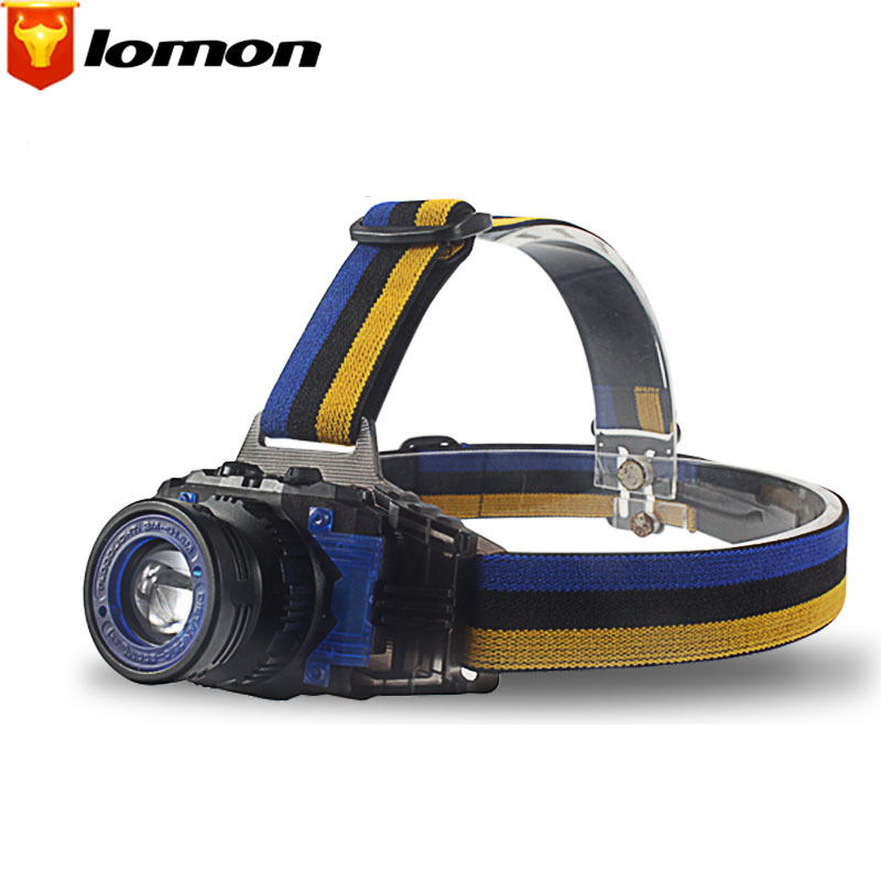 Lomon Outdoor Long-range Waterproof Camping Headlights Q3011