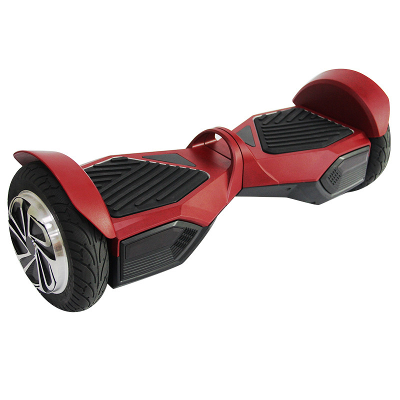 2 Wheel Self Balancing Electric Scooter Two 8 inch Smart Wheel with Remote Key Skateboard Walk Car ESU012