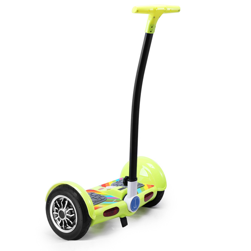 A6 Balancing Scooter Smart Balancing Electric hoverboard Two Wheels with Pull Bar