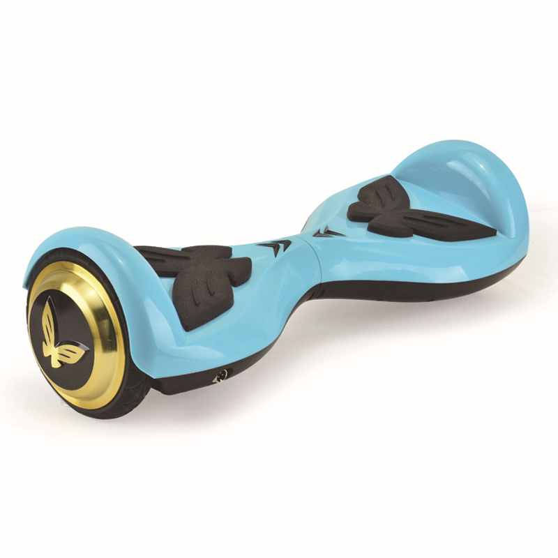 Mini 2 Wheels Self Balancing Scooter Hoverboard Electric Skateboard AJ-PY4-1