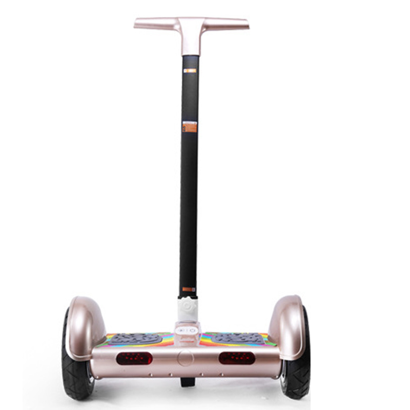 Hoverboard 8 inch Handle Bar Self Balancing Scooters Two Wheel Skateboard Smart Electric Scooter Skateboard TT