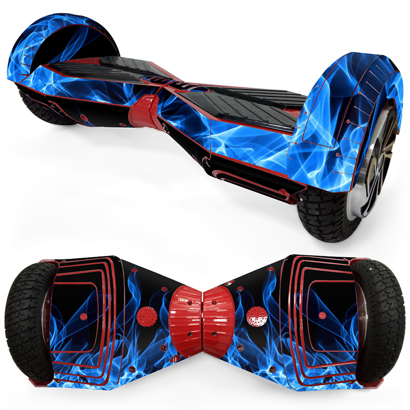 Electric Scooter Silicone Case Protector Waterproof Hoverboard Oxboard 2 Wheels Self Balance Scooter Skateboard