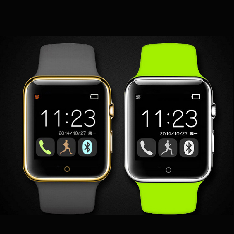 Smart Watch P8 Bluetooth Watch Smart Sports Bracelet Bluetooth 4.0 Support IOS System Synchronization