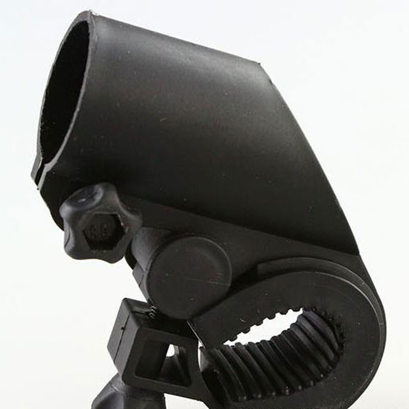 New Bicycle Flashlight Holder With High Quality Rubber Material
