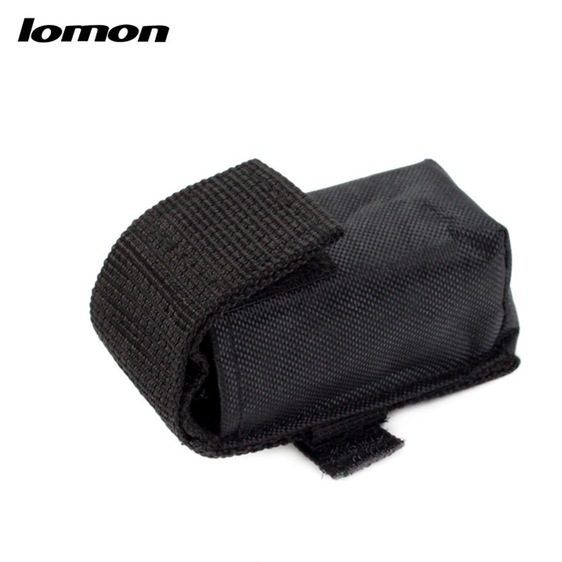 Lomon Oxford Cloth Battery Storage Box Black Waterproof P47