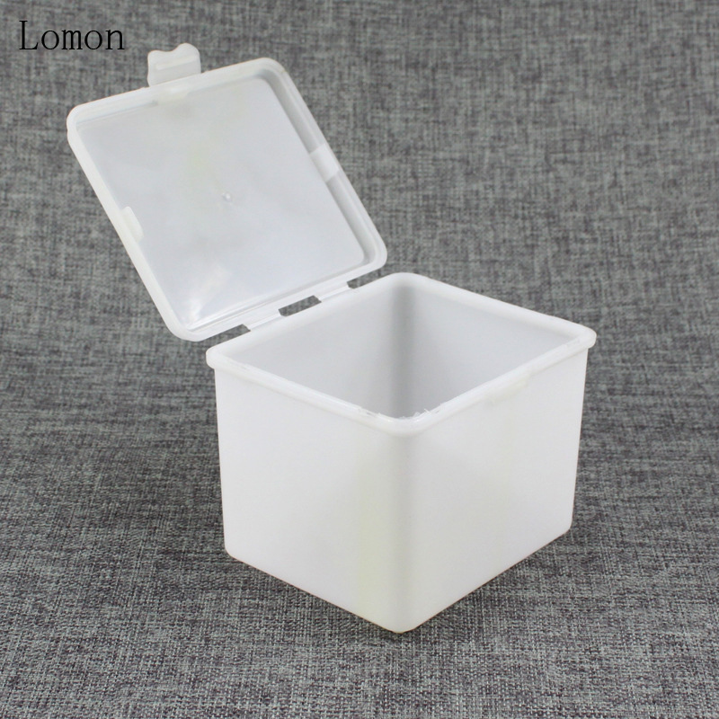 Lomon PVC Anti-pressure Storage Box for Battery Led Light Headlamp Camera Outdoor Fly Fishing Multifunctional Organizer P71